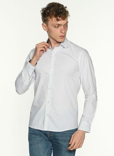 Fresh Company Gömlek Mavi